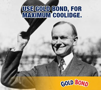 Gold Bond Social Media Posts