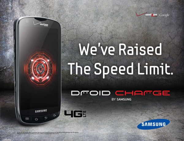 Droid Charge Transit Campaign