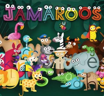 Jamaroos Musical ABCs App
