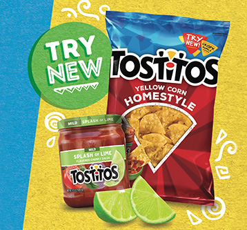 Tostitos Point-Of-Sale Sign